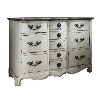 Gallery 11 Drawer Chest of Drawers