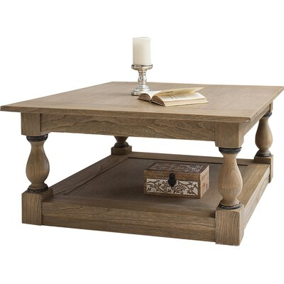 Gallery Cotswold Coffee Table with Magazine Rack