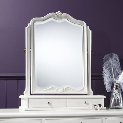Gallery Parisian House Arched Dressing Table Mirror