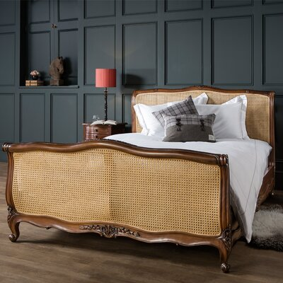 Gallery Parisian House Louis XV Super King Bed Frame