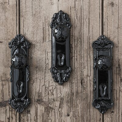Gallery Porta 3 Piece Locks Wall Decor Set
