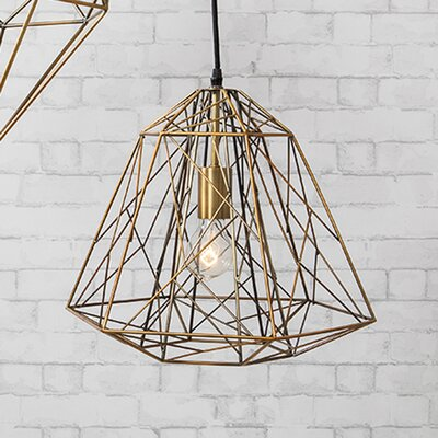 Gallery Kennedy 1 Light Mini Pendant