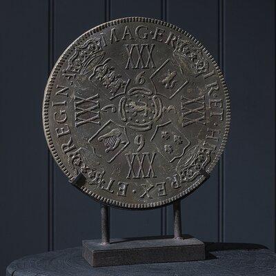 Gallery Nero Coin Sculpture