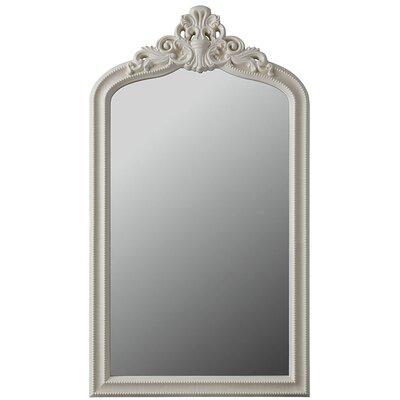Gallery Josephine Crested Leaner Mirror