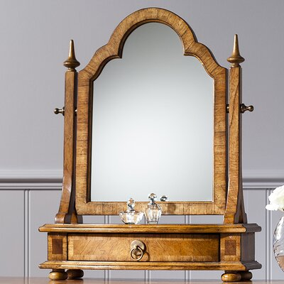 Gallery Spire Arched Dressing Table Mirror