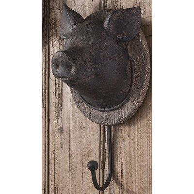Gallery Pig Head Wall Hook