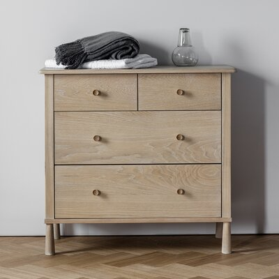 Gallery Wycombe 4 Drawer Chest of Drawers