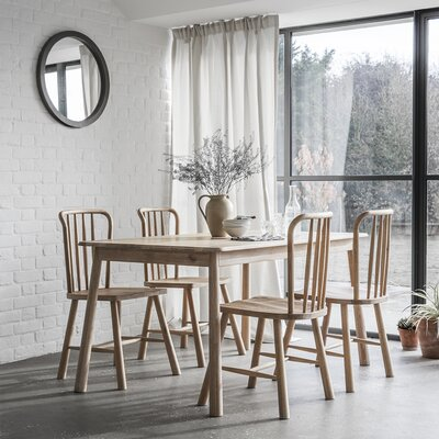 Gallery Wycombe 5 Piece Dining Set