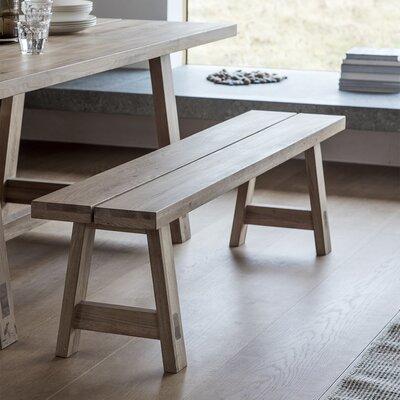 Gallery Kielder Wood Kitchen Bench
