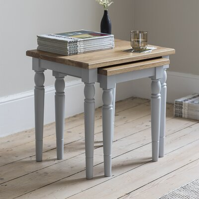 Gallery Marlow 2 Piece Nest of Tables