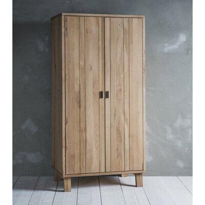 Gallery Kielder 2 Door Wardrobe