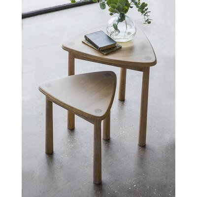Gallery Wycombe 2 Piece Nest of Tables