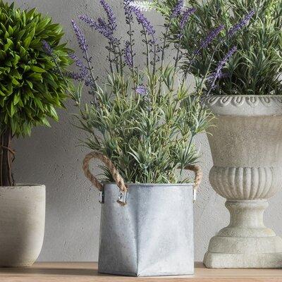 Gallery Faux Lavender in Pot