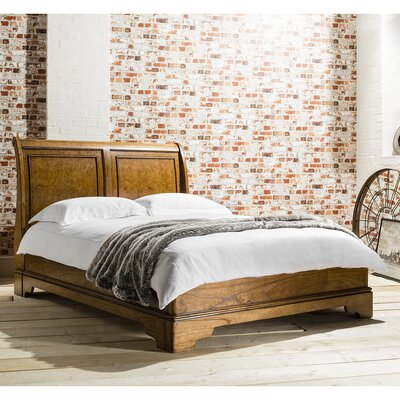 Gallery Parisian House Baltimore Super King Sleigh Bed