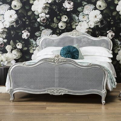 Gallery Parisian House Alexandria King Bed Frame