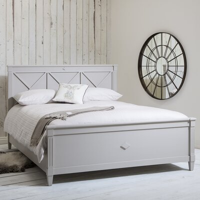 Gallery Parisian House Kiss King Bed Frame