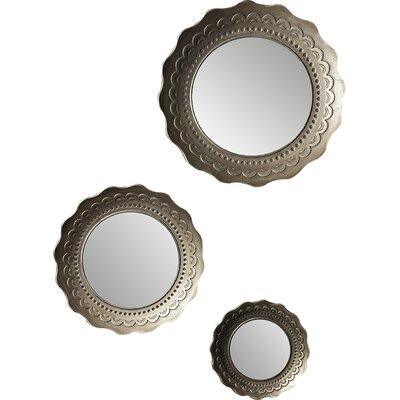 Gallery Cora 3 Piece Mirror Set