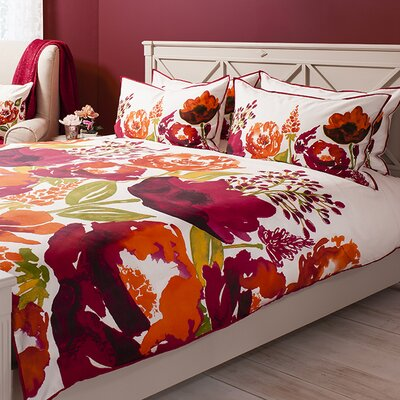 Gallery Isabella 100% Cotton Duvet Cover Set