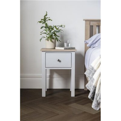 Gallery Burford 1 Drawer Bedside Table