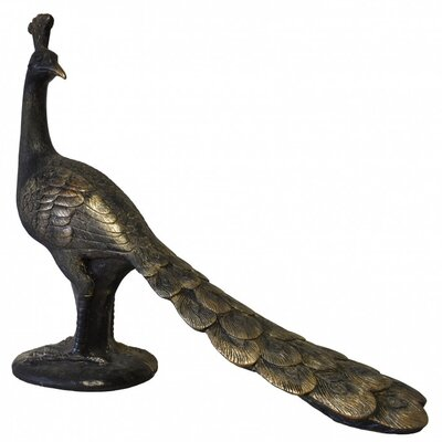 Gallery Oliver Peacock Figurine