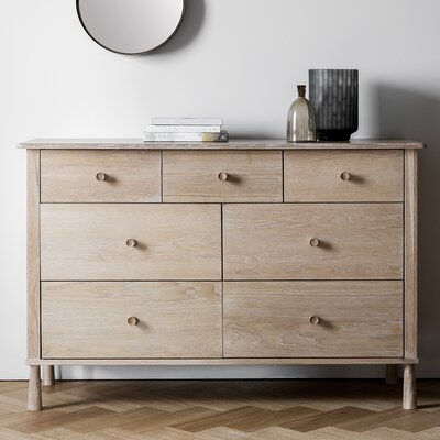 Gallery Wycombe 7 Drawer Sideboard