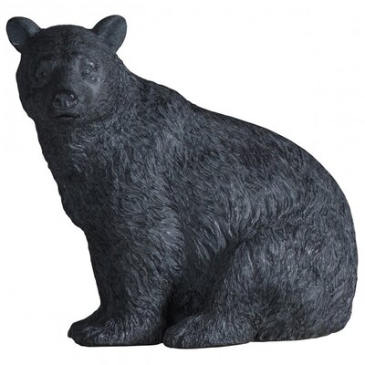 Gallery Orion Crouching Bear Figurine