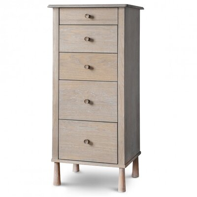 Gallery Wycombe 5 Drawer Chest of Drawers