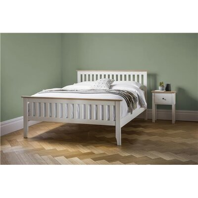 Gallery Burford 39 x 79 in Bed Frame