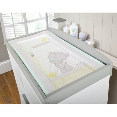 East Coast Cute As A Button Tiny Tatty Teddy Changing Mat