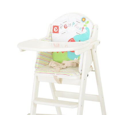 East Coast E Is For Elephant Highchair Insert Cushion
