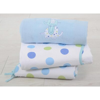 East Coast Love Colour Slivercloud Blanket