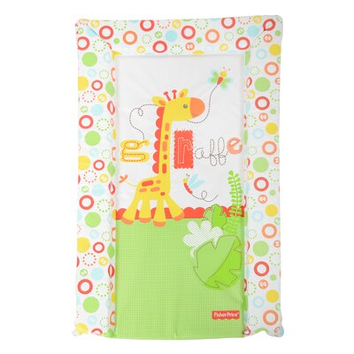 East Coast Fisher Price Giraffe Friends Changing Mat