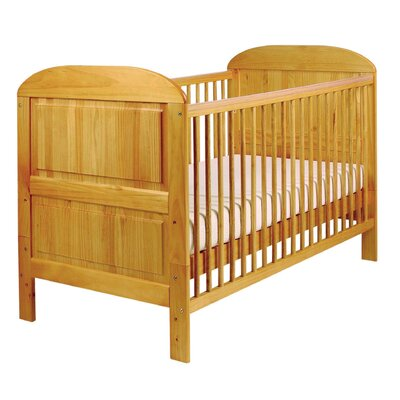 East Coast Angelina 2-in-1 Convertible Cot
