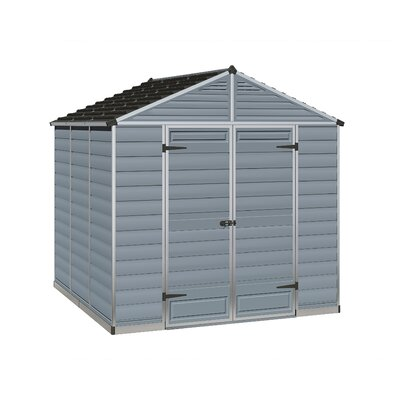 SkyLight 8 Ft. W x 8 Ft. D Storage Shed