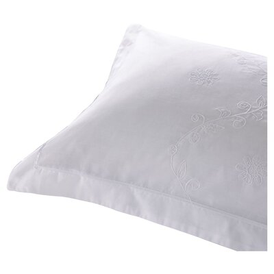 Charlotte Thomas Lucy Oxford Pillowcase by Charlotte Thomas