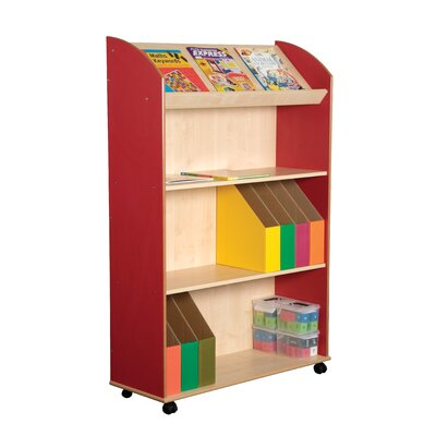 Liberty House Toys Primary Coloured 136cm Book Display
