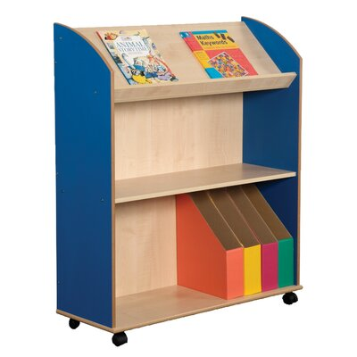 Liberty House Toys Primary Coloured 106cm Book Display