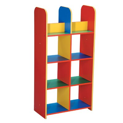 Liberty House Toys Primary Coloured 120cm Book Display