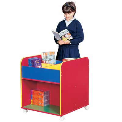 Liberty House Toys Primary Coloured 67.5cm Book Display