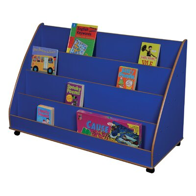 Liberty House Toys Primary Coloured 78cm Book Display