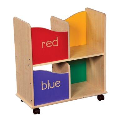Liberty House Toys Themed 67cm Book Cart