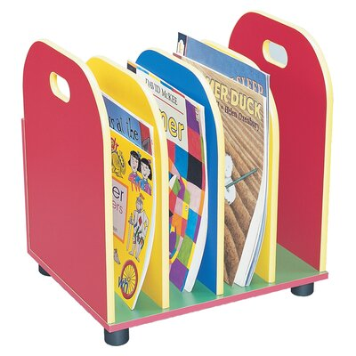 Liberty House Toys Primary Coloured 55.5cm Book Display