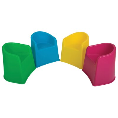 Liberty House Toys Childrens Tub Chair (Pack of 4)