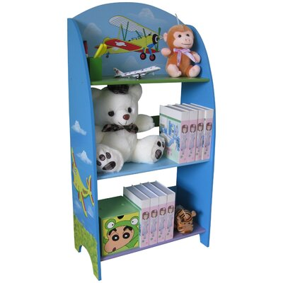 Liberty House Toys Transport 107cm Bookshelf