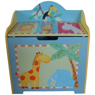 Liberty House Toys Safari Toy Box