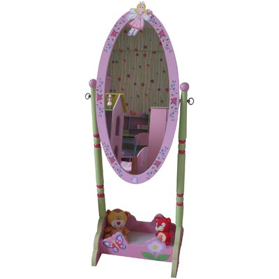 Liberty House Toys Fairy Oval Dressing Table Mirror