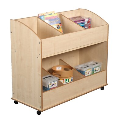 Liberty House Toys 80cm Book Cart