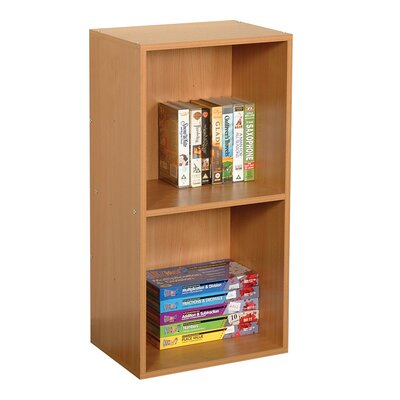 Liberty House Toys Modular 2 Section 85cm Standard Bookcase