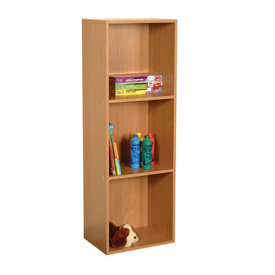 Liberty House Toys Modular 3 Section 125cm Standard Bookcase