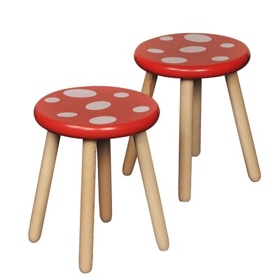 Liberty House Toys Two Toad Stool